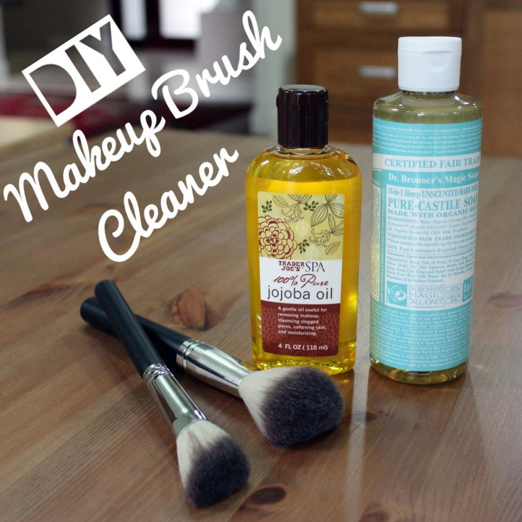 How to Clean Your Makeup Brushes at Home Essential