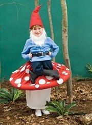 HOW TO - Gnome Costume | Make: