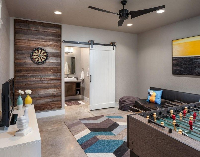25 Interesting Game Room Ideas For Kids And Family Atahiya Game Room Decor Game Room Basement Rec Room Basement