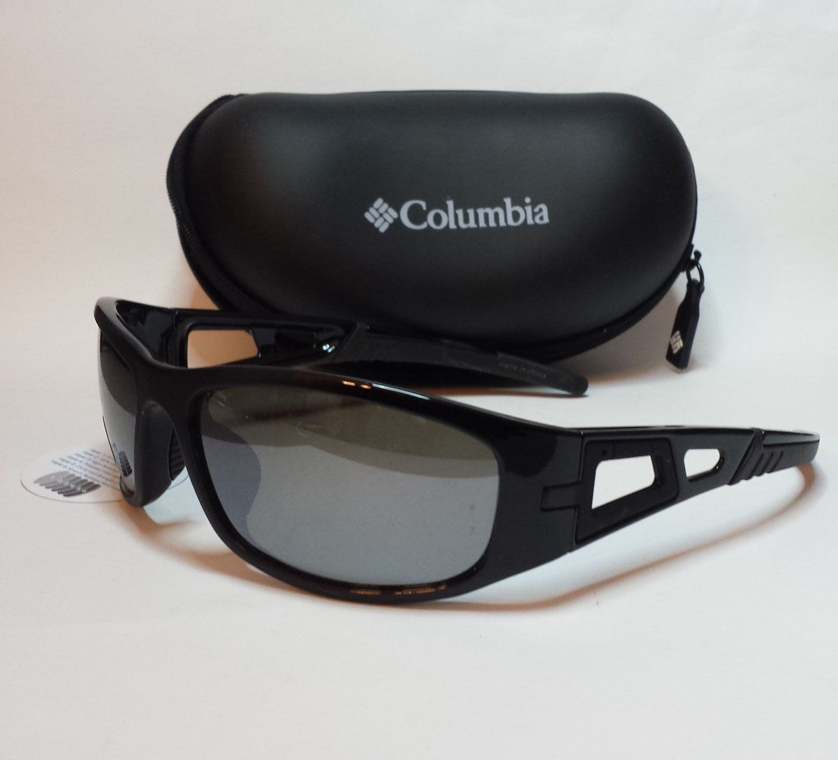 a2ab9f59caf  Columbia men sport HD polarized sunglasses with carry case carabine visit  our ebay store at