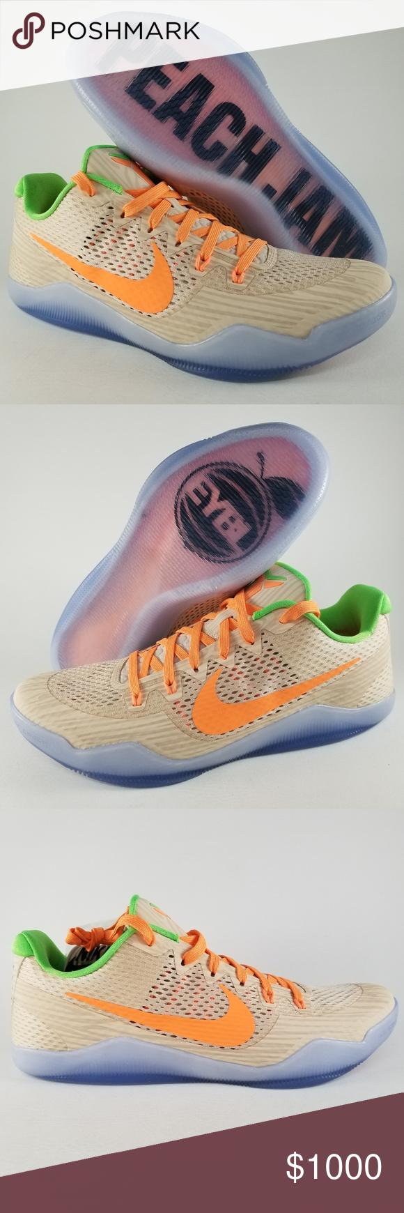 87d63436cce Nike Kobe XI Peach Jam Promo Men s BBall Shoes 13 Nike Kobe XI Peach Jam  Promo