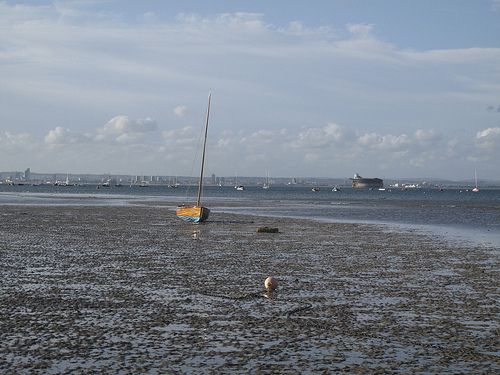 Seaview dinghy, Isle of Wight