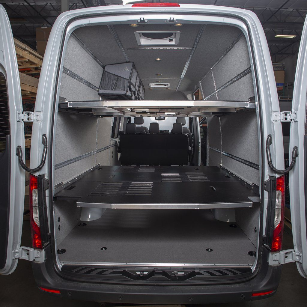 V2 Conversion Kit for Sprinter Vans Starting at 11,500
