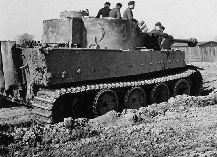 Pzkpfw Vi Tiger Ausf  H1 Of Schwere Panzer