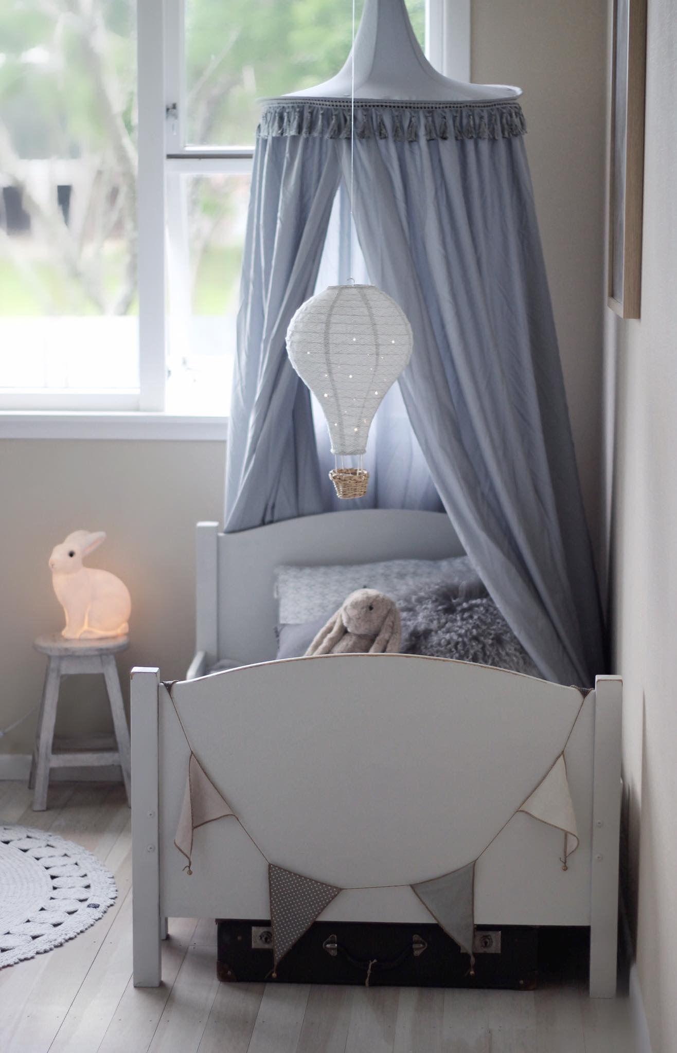 The 8 best kids rooms with canopies. soft blue grey canopy over childu0027s bed & Freddie u0026 Ava Canopy. #children #kids #nursery #kidsroom ...