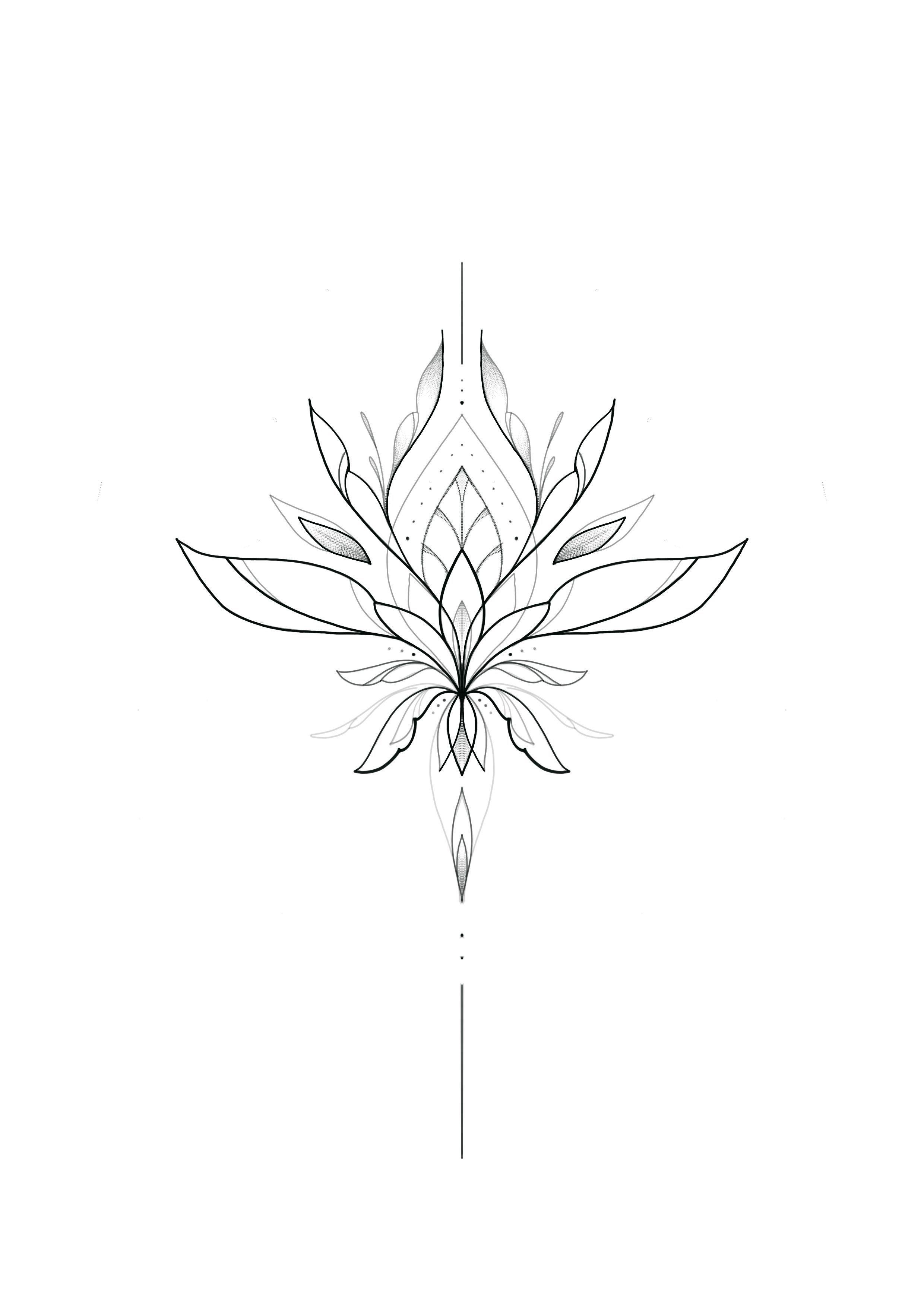 20 Servietten Gotisches Muster Ornamente