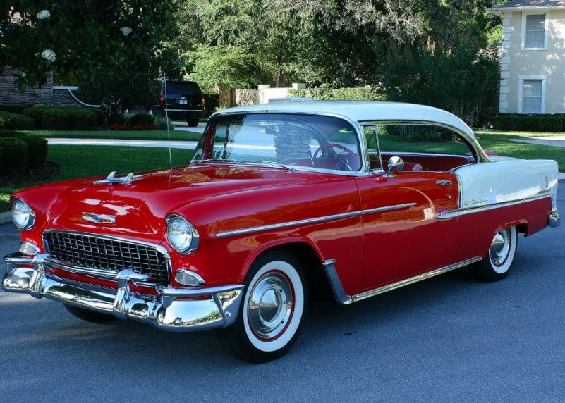 1955 Chevrolet Belair | MJC Classic Cars | Pristine Classic Cars For Sale – Loca…