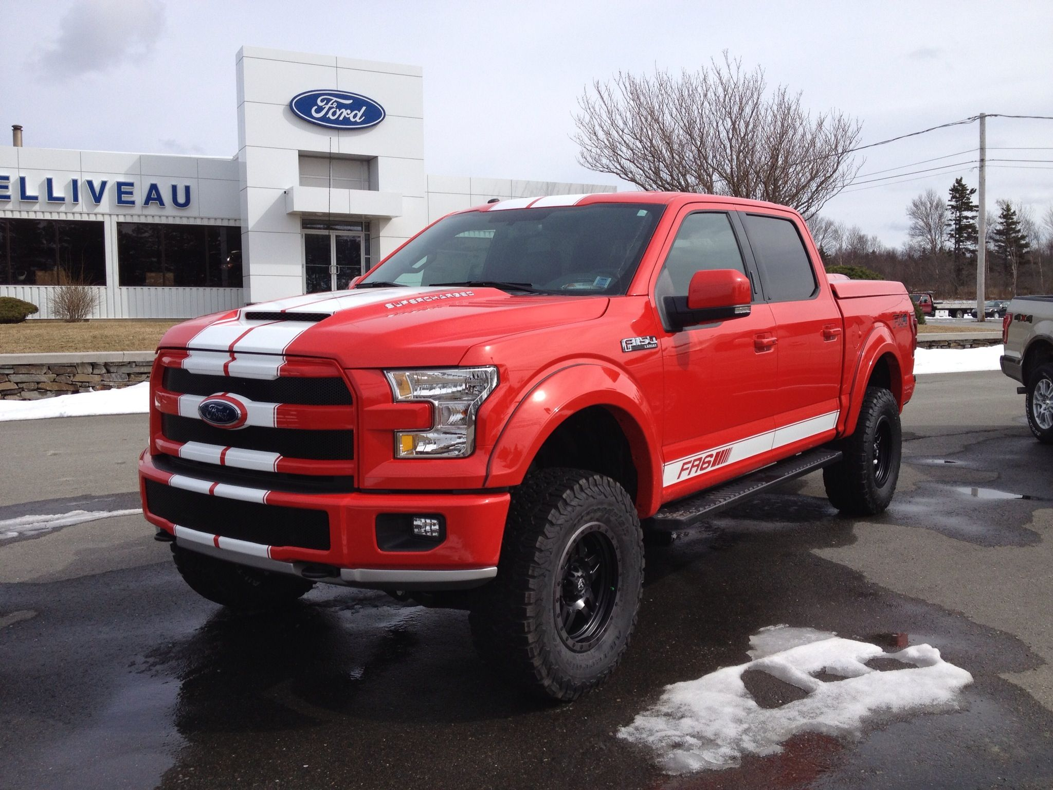 2017 ford f150 4x4 fr6 for sale at belliveau motors in church point ns