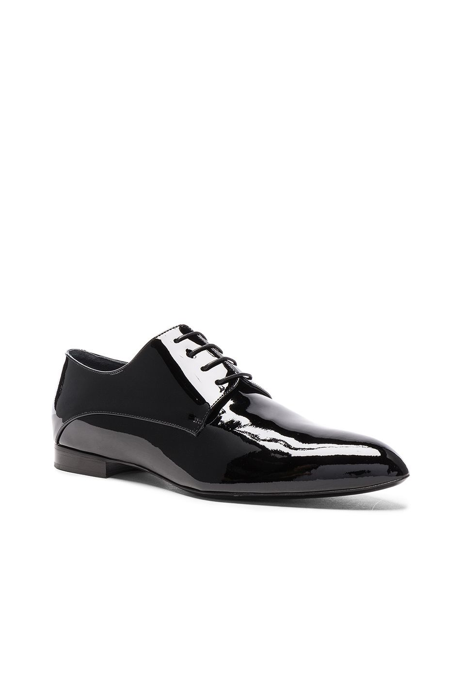 free shipping best seller Jil Sander Patent Leather Oxfords big discount cheap online ss8px
