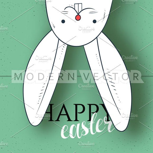 Happy Easter Design Of Festive Card Festive Cards Happy Easter Easter Greetings
