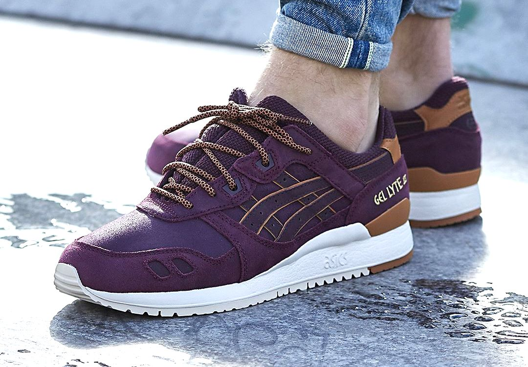 Red' 3 Pack Leather Lyte Gel Asics 'rioja winter TwOFqF