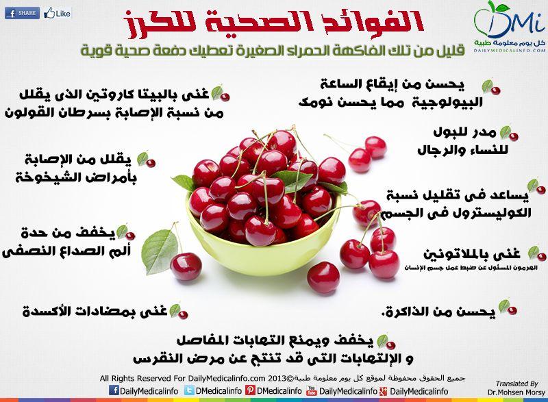 كل يوم معلومة طبية أكبر موقع طبي صحي في الوطن العربي الرئيسية Fruit Benefits Health Food Health And Nutrition