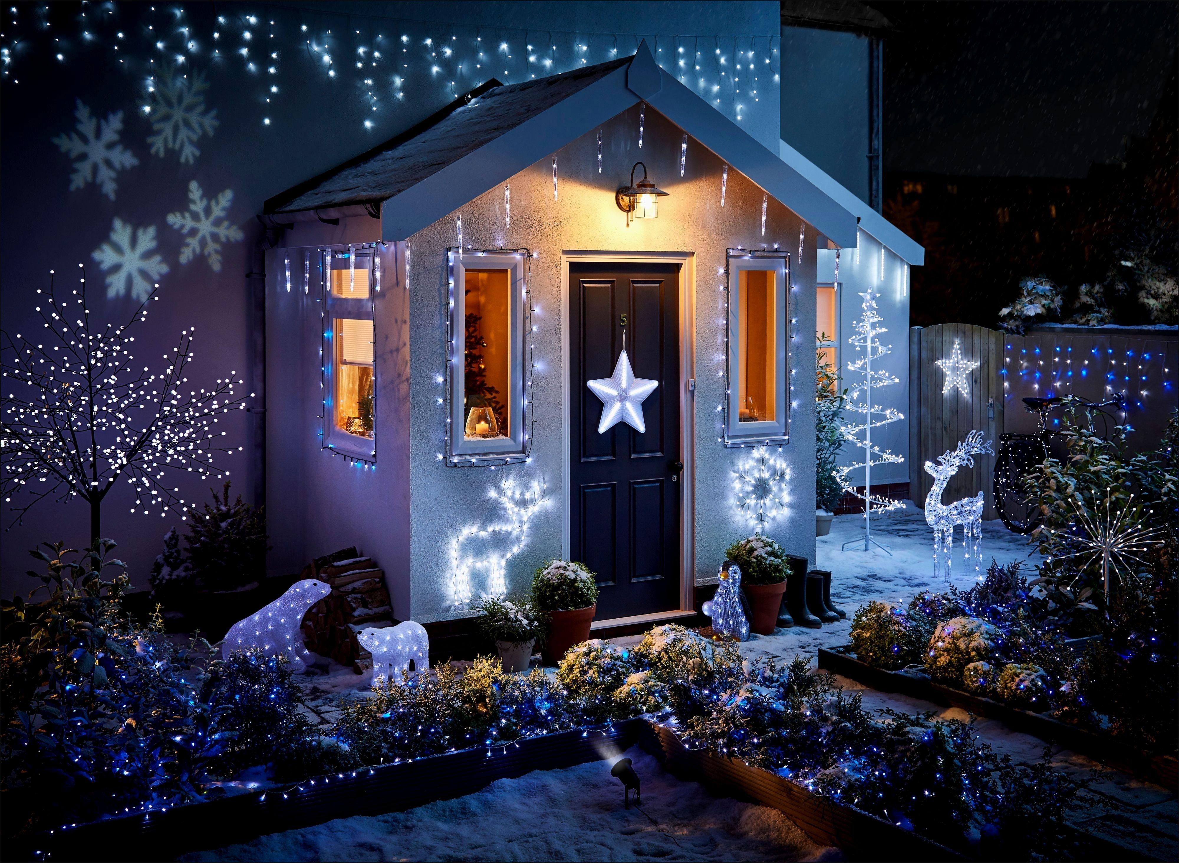 Weihnachtsbeleuchtung Kaufen.15 Sammlung Von Hängenden Outdoor Weihnachtsbeleuchtung Ohne Nägel
