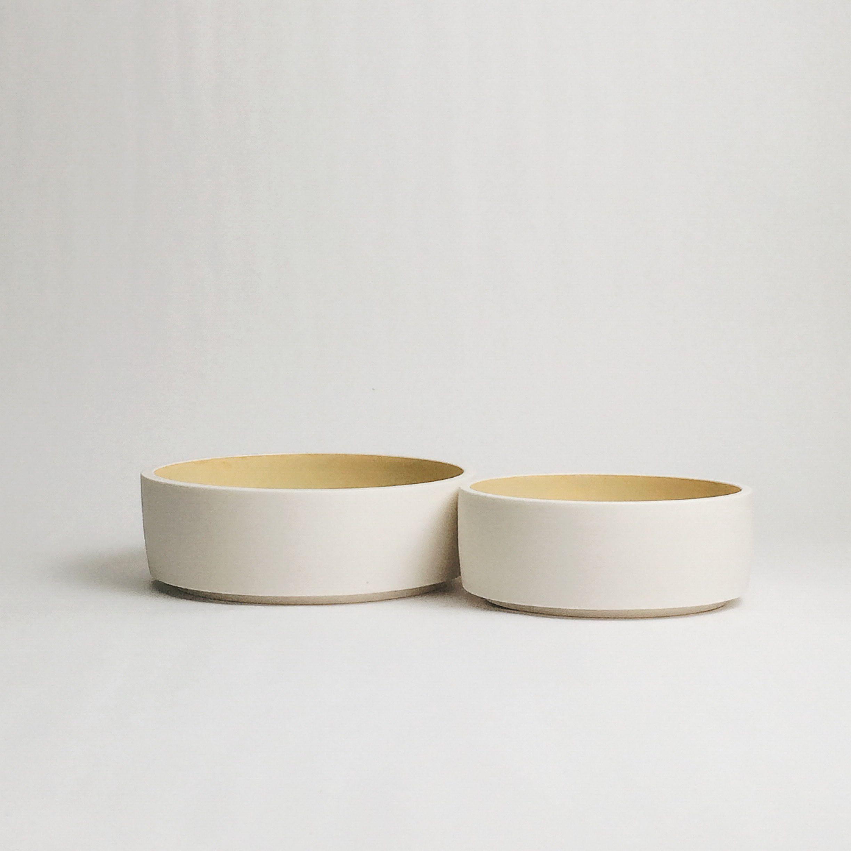 Nesting bowls. Porcelain. www.miromadethis.com