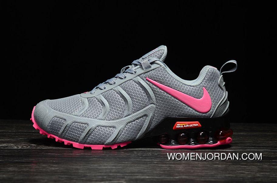 pretty nice cd453 73c13 Shallow Grey Pink 2019.5 Nanotechnology Plastic Ultra 2019.5 Plastic  Nike2019.5 New Style Nike Shox