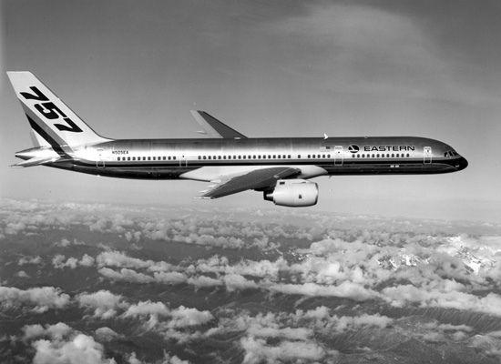 Boeing 757.