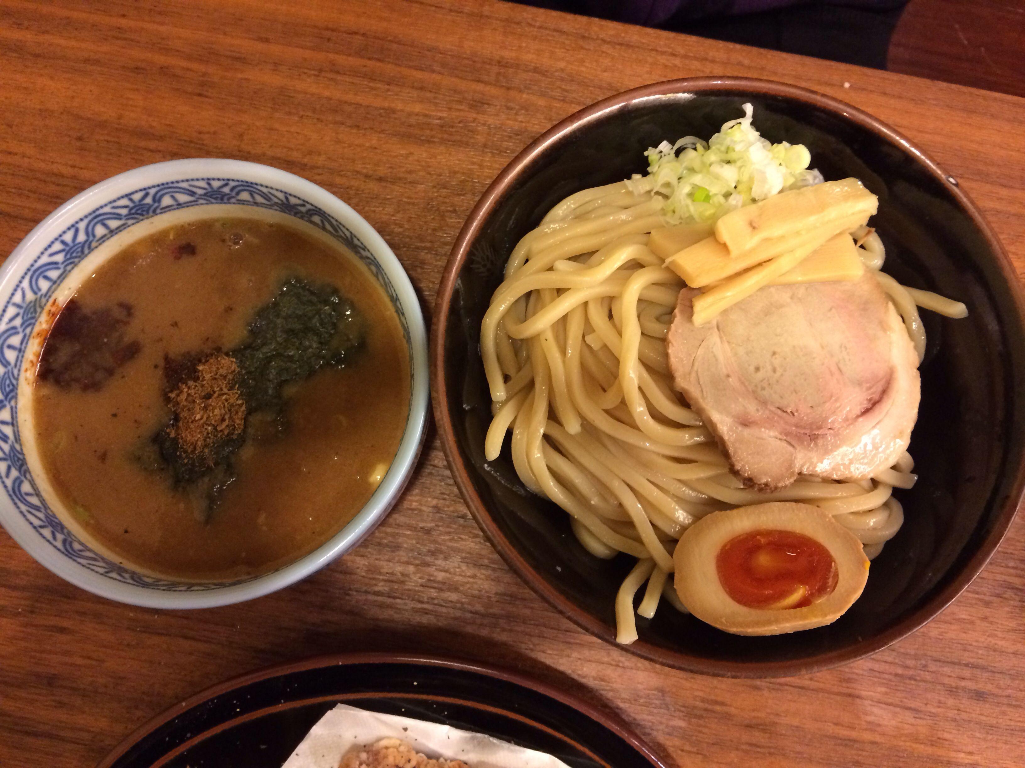 Tokyo Mita つけ麺