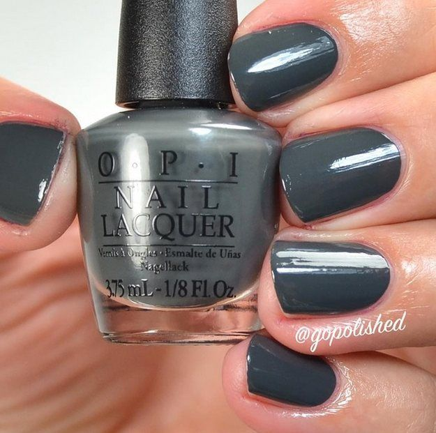 30 Gorgeous Fall Nail Colors You Should Definitely Try   Fall nail ...