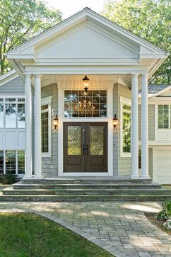 Grand Entrance Raised Ranch Dream Remodel Dream Home