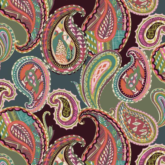 Heirloom Paisley Ipad Wallpaper Download Iphone