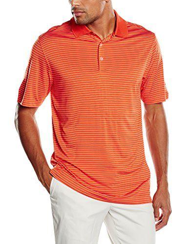 NIKE Nike Golf Dri-Fit Victory Stripe Polo. #nike #cloth #