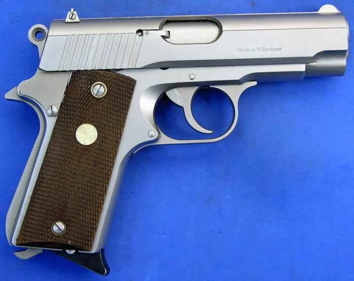 American Arms Erma EP-380 Semi-Auto Pistol-Stainless