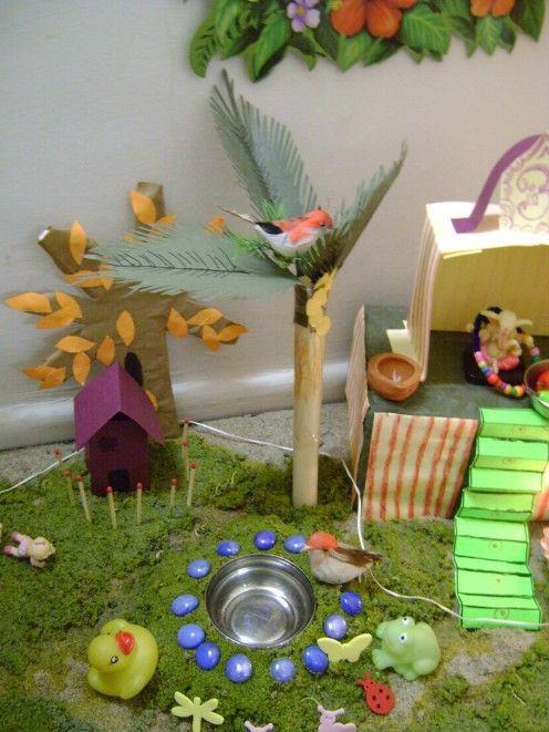 Golu Theme Ideas And Decoration Part - 48: Navaratri Golu In America