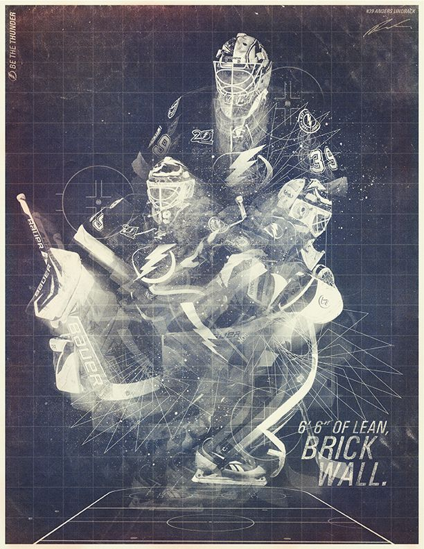 Ads Tampa Bay Lightning In Game Posters