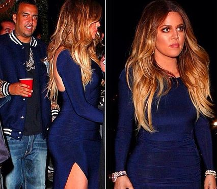 Khloe Kardashian Dumps French Montana Yet Again!