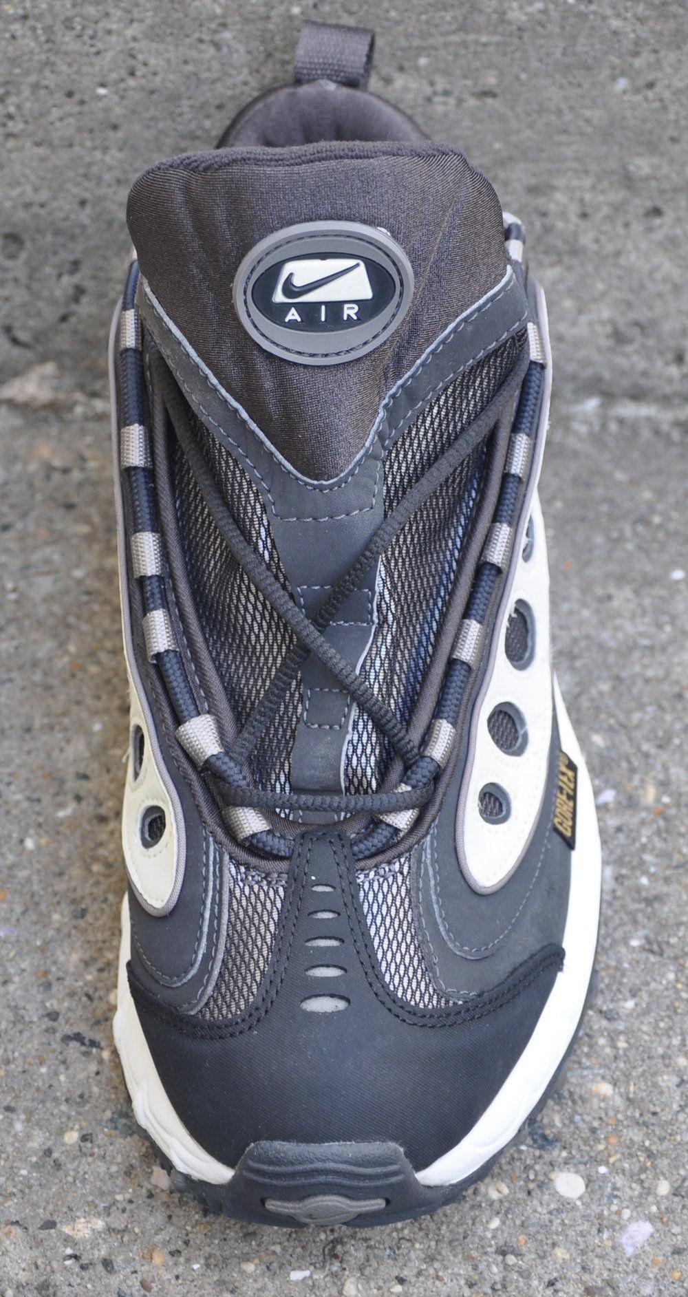 Nike Air Sunder G SC Charcoal