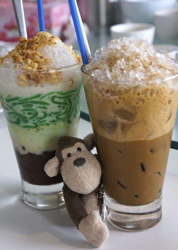 che 3 mau | Vietnamese Desserts | Food, Vietnamese dessert ...  che 3 mau | Vie...