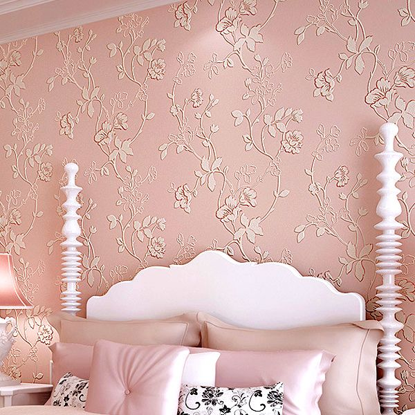 20 Stunning Bedroom Wallpaper Design Ideas | Bedroom wallpaper ...
