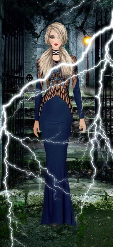 Electrified Witch