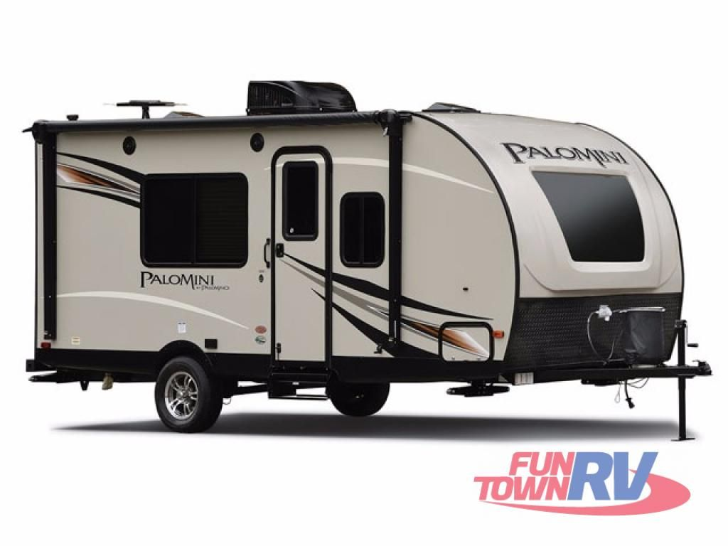 New 2018 Palomino Palomini 177bh Travel Trailer At Fun Town Rv