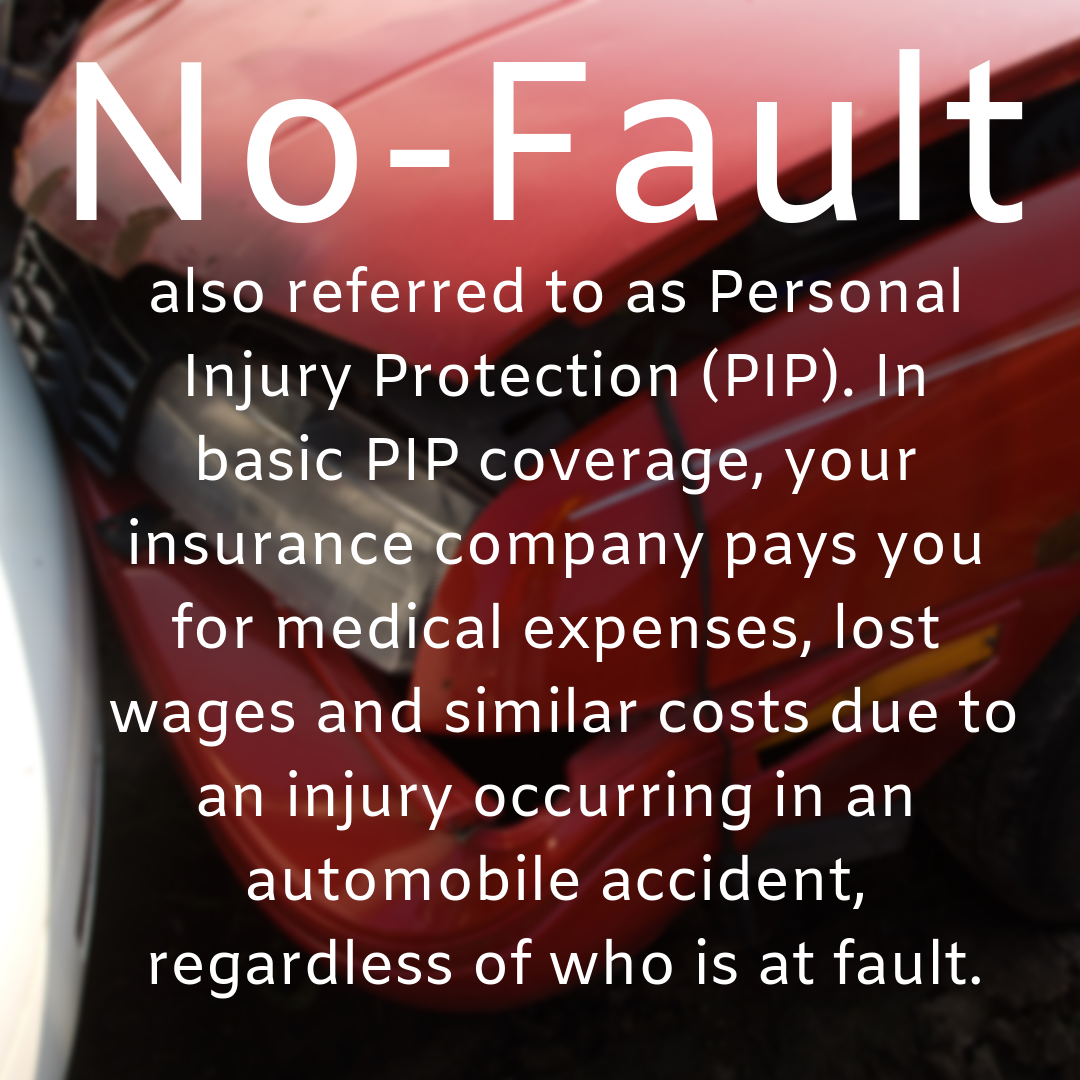 What Does No Fault Mean Personal Injury Protection Personal Injury