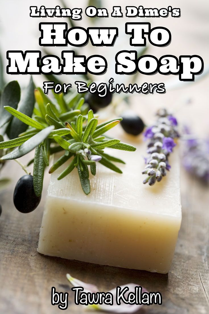How to make homemade soap 46