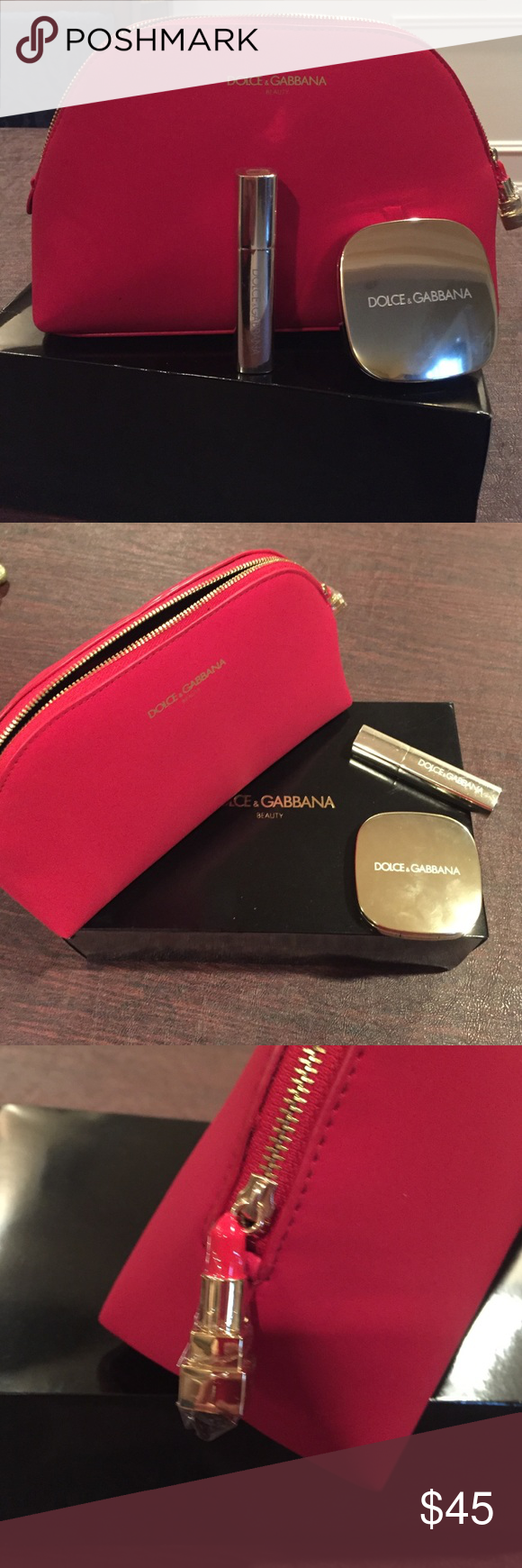 Dolce&Gabbana makeup bag NWT Dolce and gabbana, Dolce