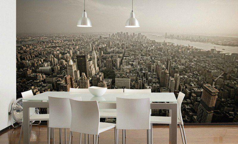 Poster mural New York-idées déco murale qui \