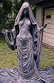 Photo of Statue für die Halloween-Dekorationen des Gartens im Freien – Diyeasygardens.club