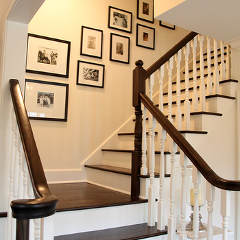 Photo Walls, Traditional, entrance/foyer, Angie Gren Interiors ...