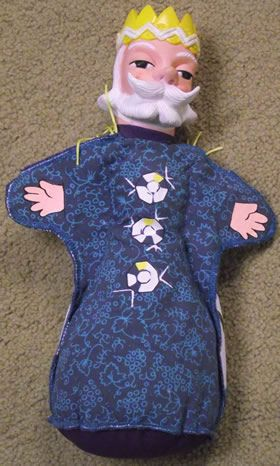 King Friday Xiii Puppet Ideal Mr Rogers Puppets Mr Rogers Neighborhood Puppets Puppets