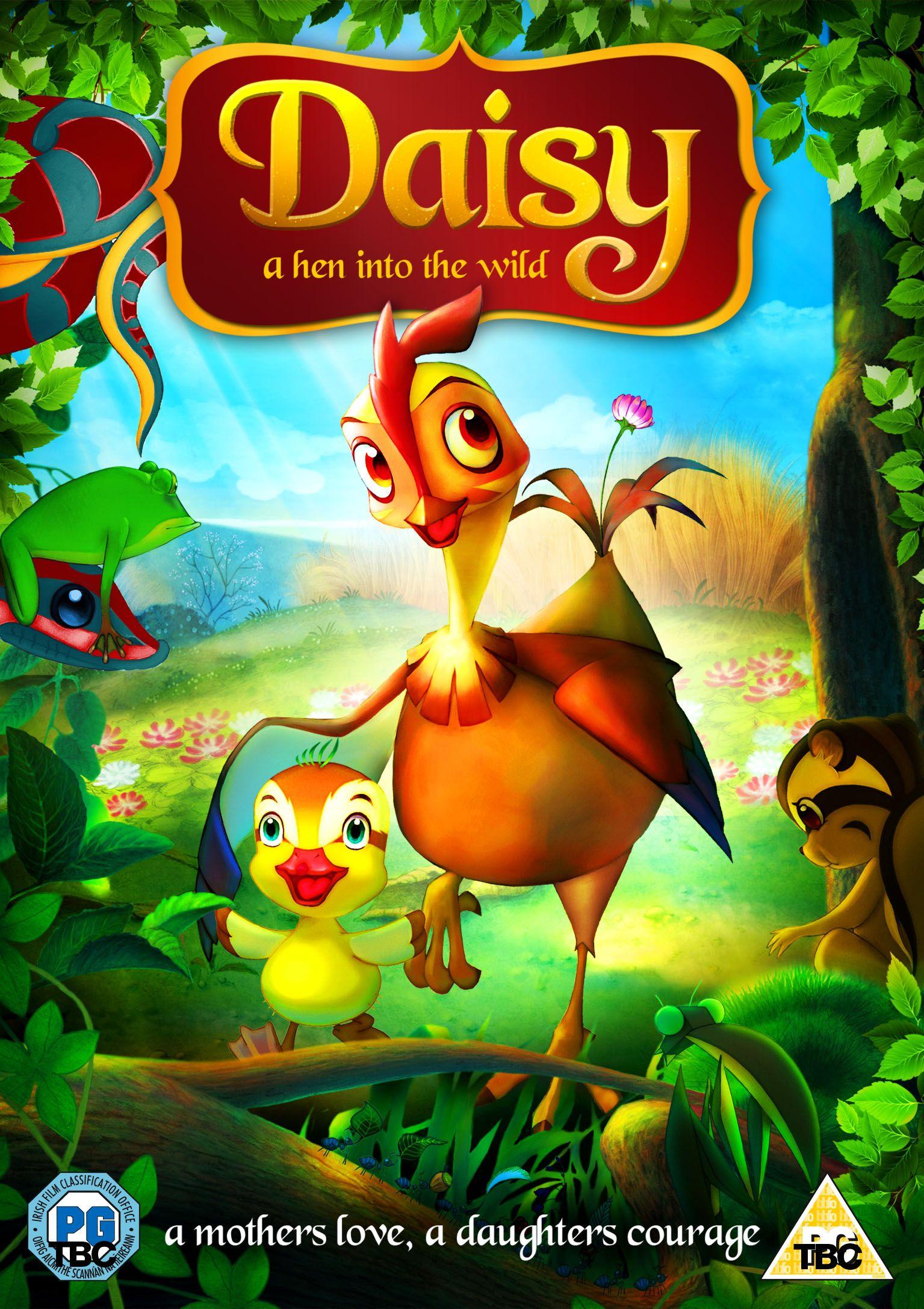 Daisy A Hen Into The Wild film daisy animation kids