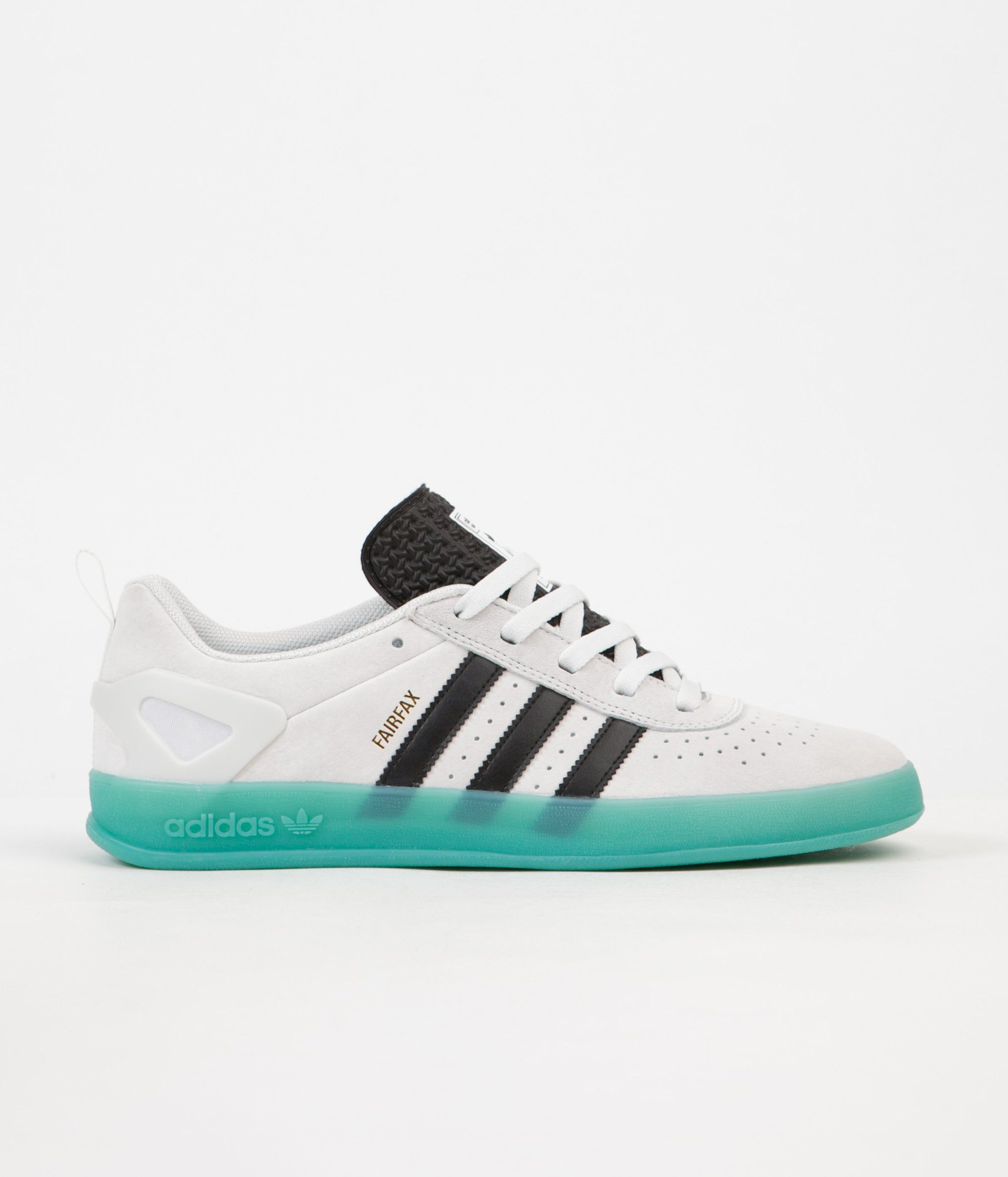 Adidas x Palace Pro 'Benny' Shoes - White / Black / Gold