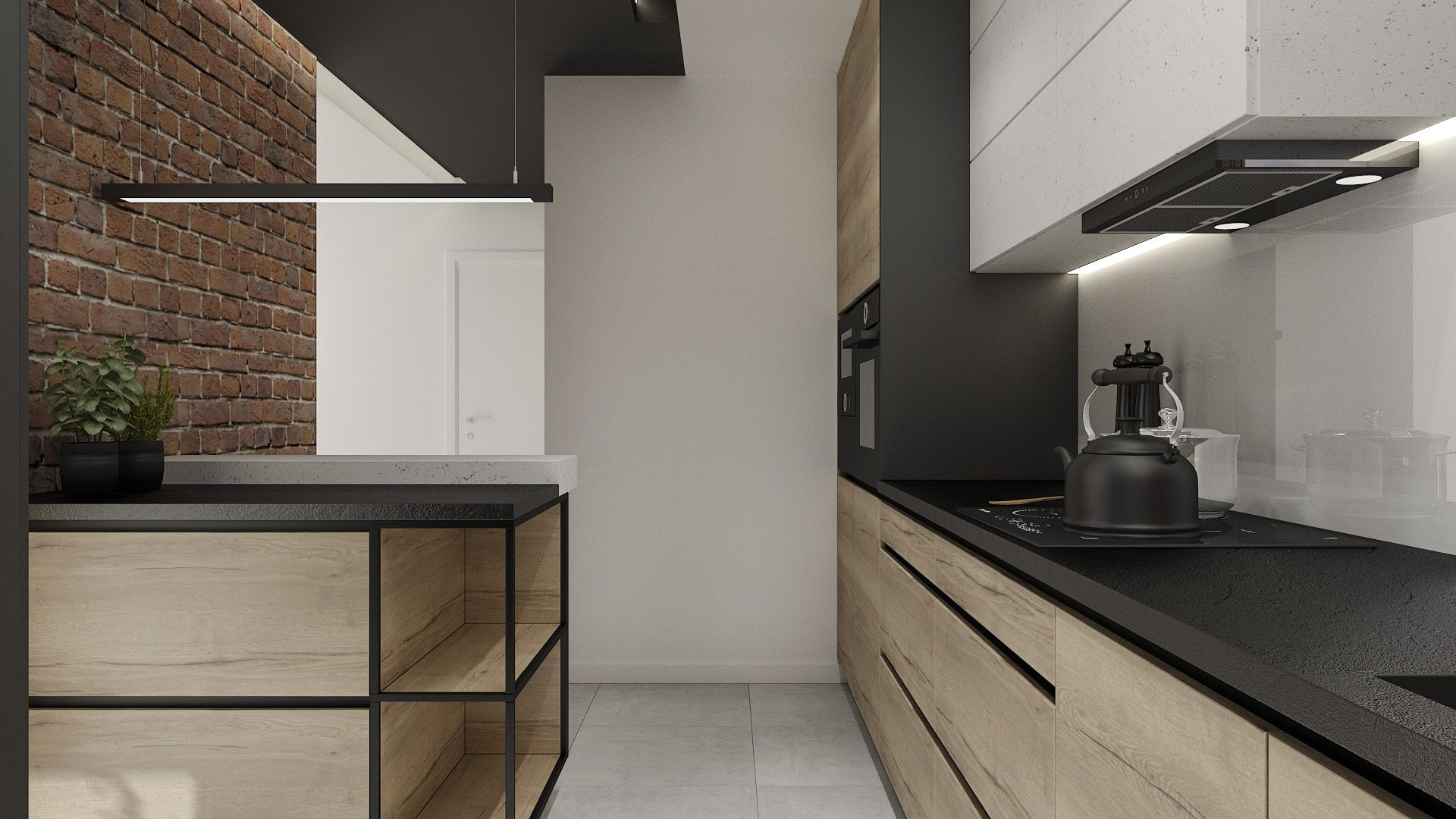 Nowoczesna Kuchnia Z Wyspa Kitchen Cabinets Kitchen Home Decor