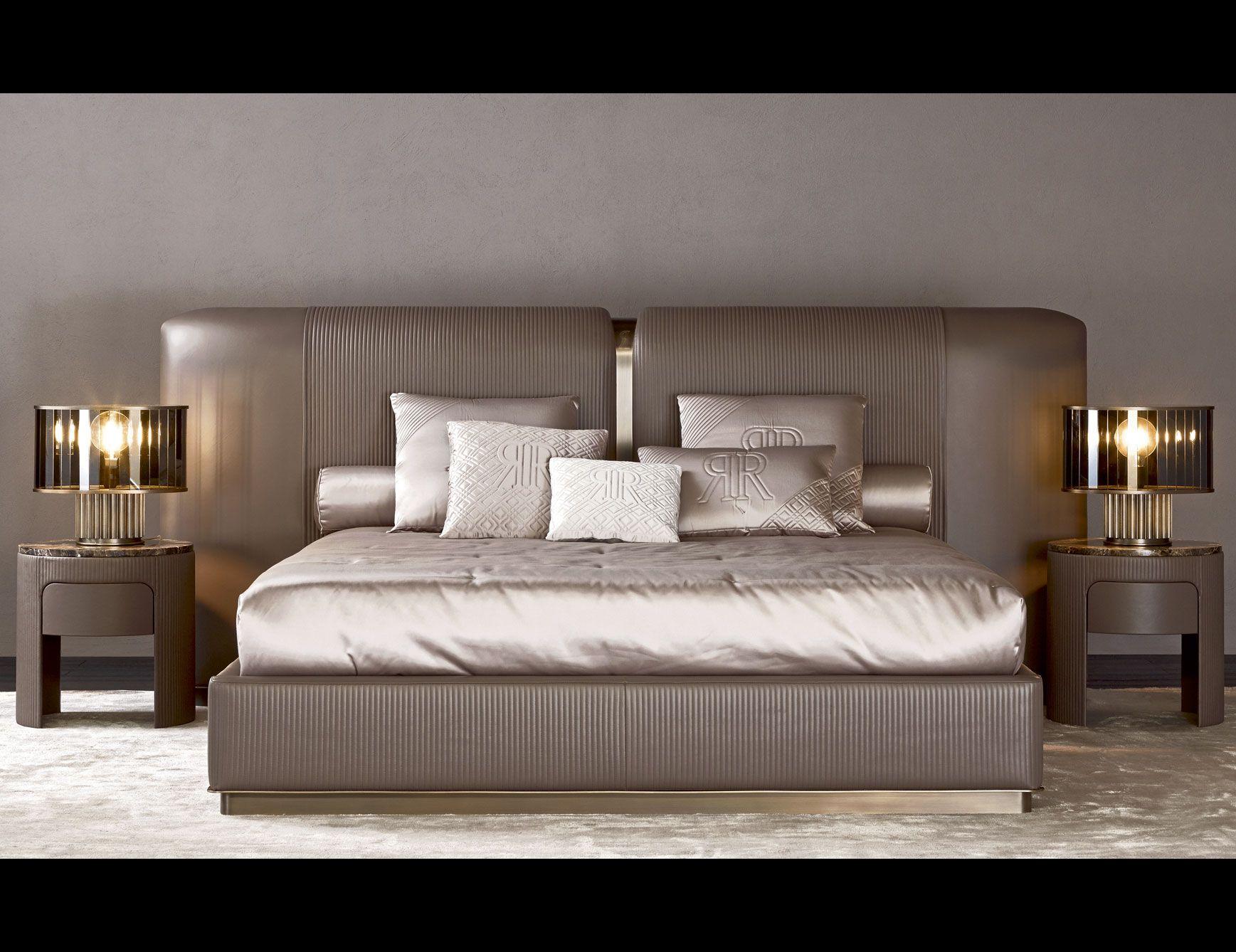 Buying the luxury beds Italian bedroom furniture