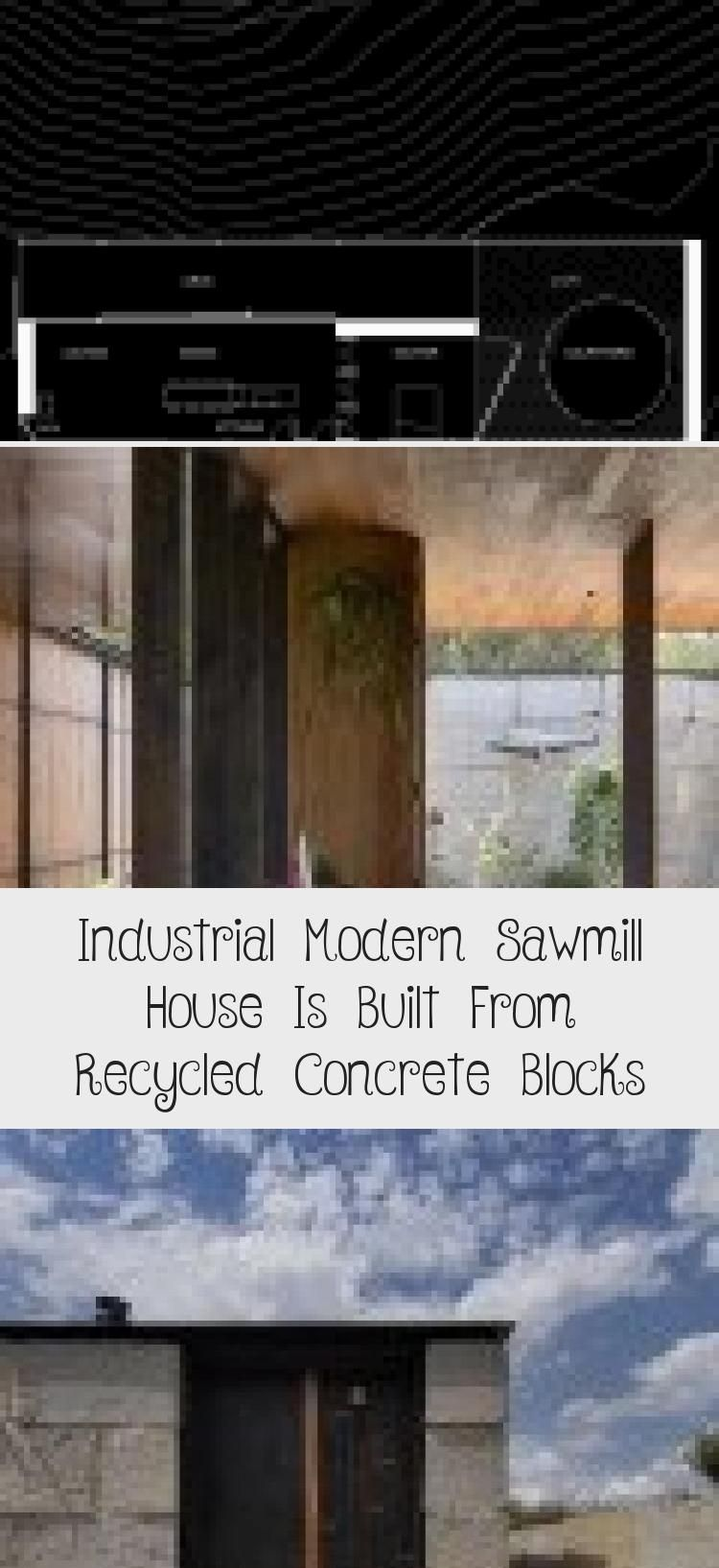 My Blog In 2020 Recycled Concrete Concrete Blocks Modern Industrial