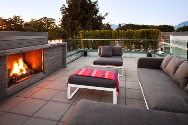 Marvelous 5 Beautiful Roof Patios