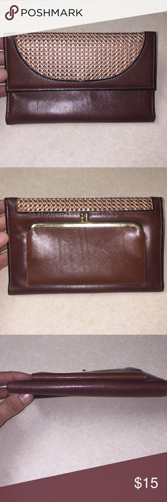 Vintage Princess Gardner Leather Wallet 60 S 70 S Vintage Princess Leather Wallet Wallet