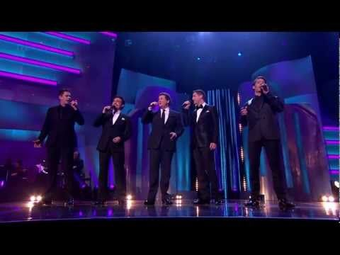 Michael Ball Il Divo Love Changes Everything Hd Youtube