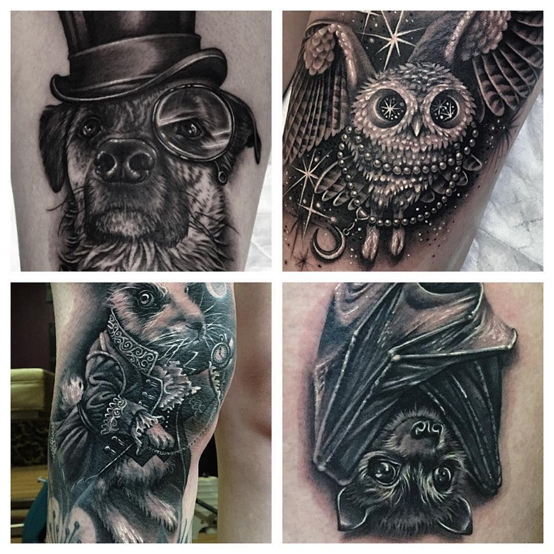 Ink Master Ryan Ashley Winning Tattoo Ryan Ashley Malarkey
